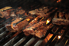 Grilled Asian Shortribs