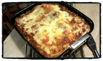 The best baked lasagna