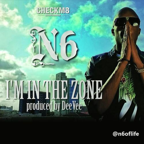 N6 I'm In The Zone Art