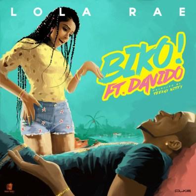 Image result for Lola Rae ft Davido – Biko