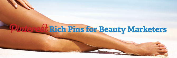 Pinterest Rich Pins for Beauty Marketers Not Just Powder