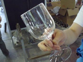 完成ワイングラス2