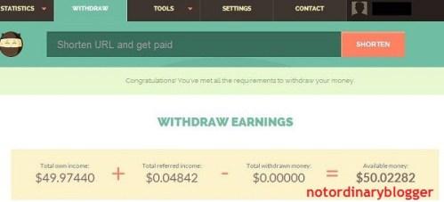 cari uang online tanpa blog