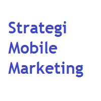 Strategi Mentarget Pengunjung Mobile