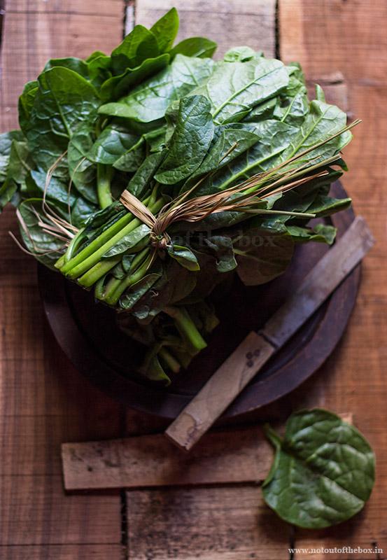 Pui Shaak/Malabar Spinach