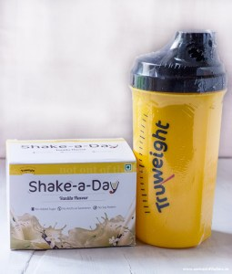 Shake-a-Day (Vanilla flavour)