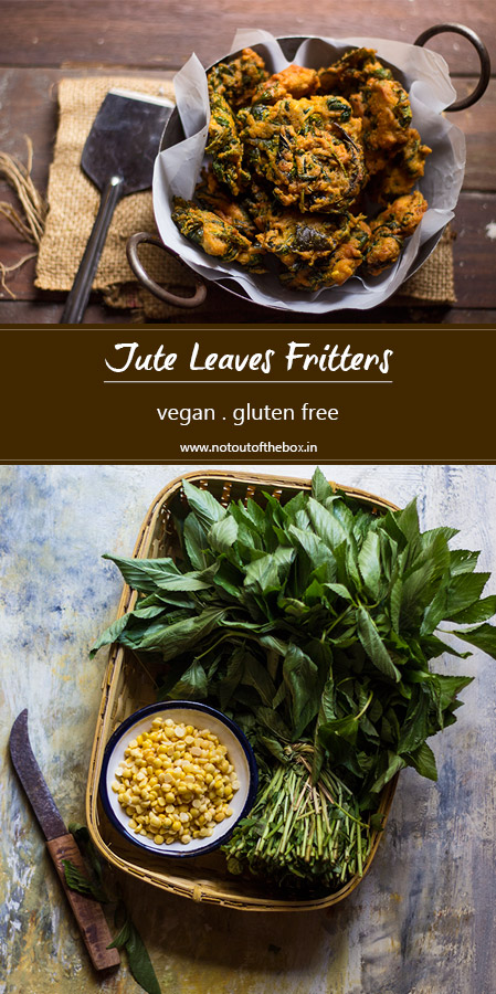 Jute Leaves Fritters