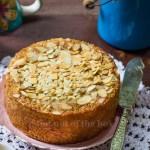 Badam Suji Cake
