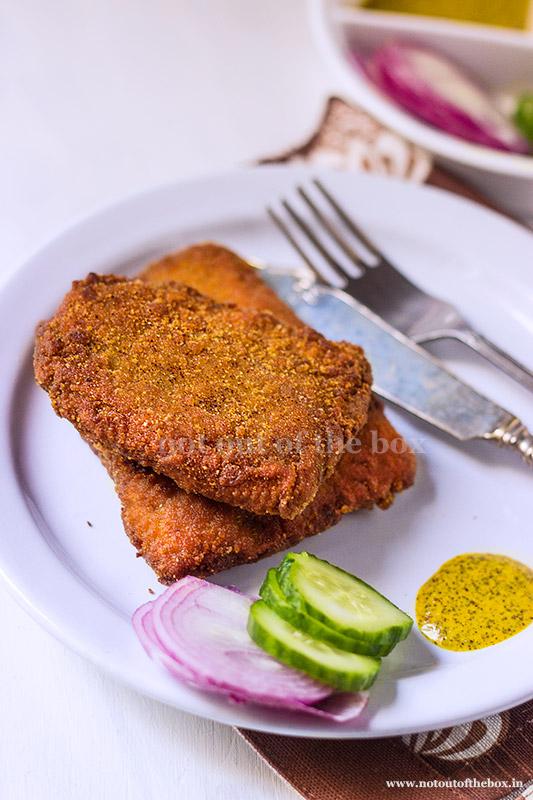 Kolkata Fish Fry