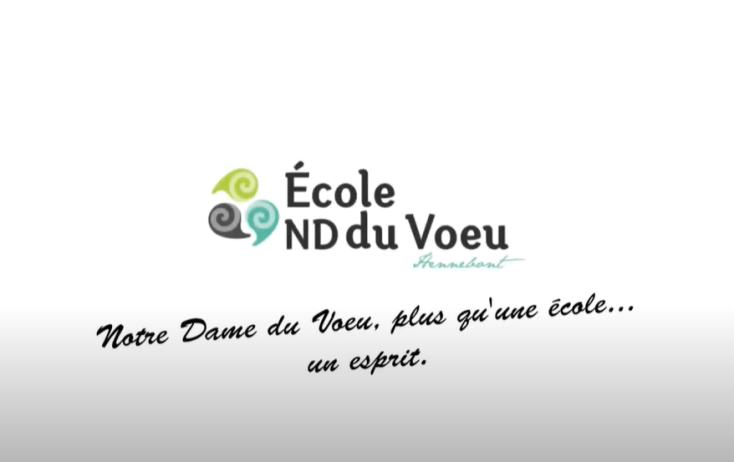 2021-04-04 19_46_59-Ecole Notre Dame du Voeu - Hennebont - film 2021 - YouTube et 2 pages de plus -