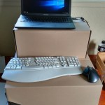 Switch Stance Sit Stand Desk Cardboard