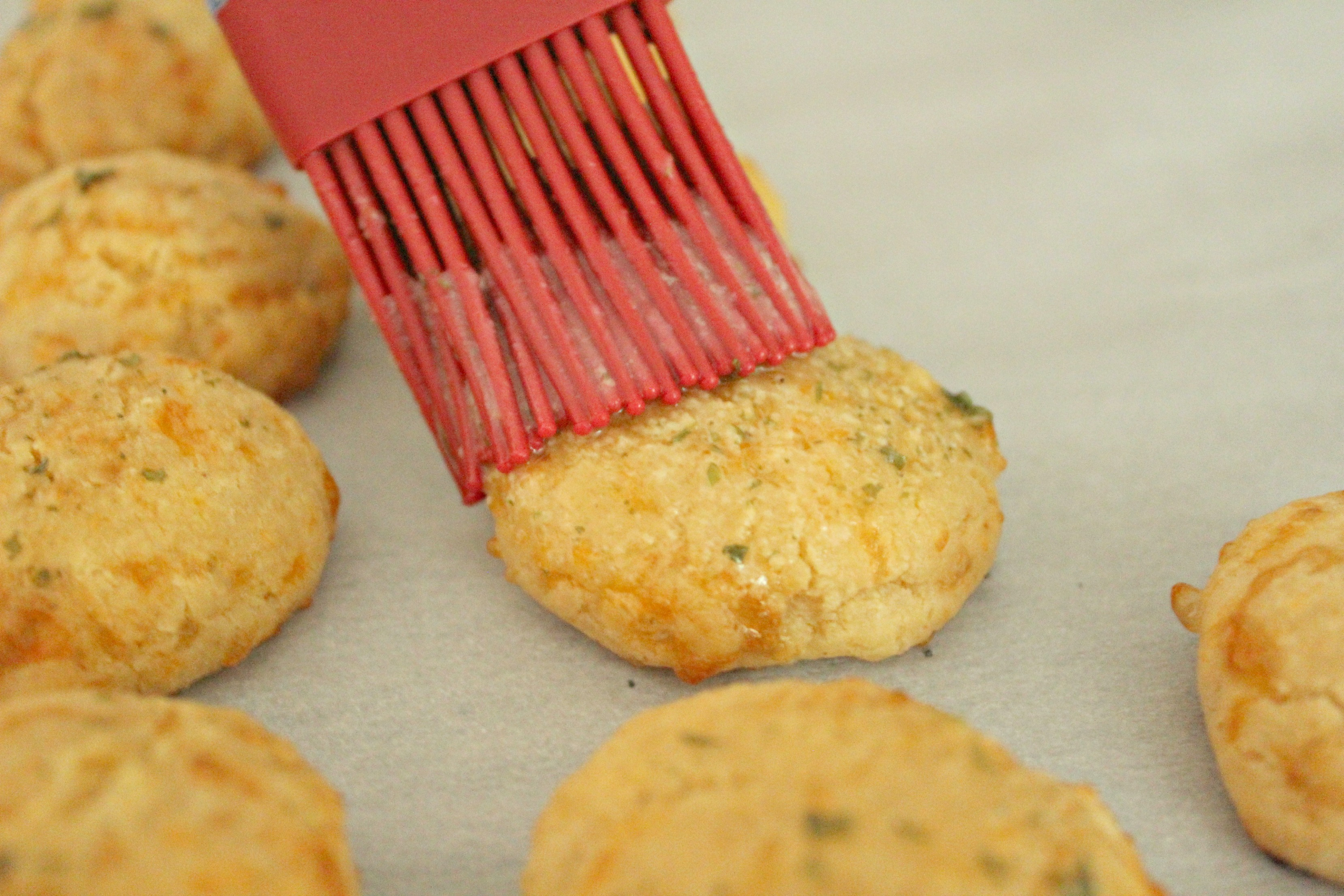 Cheddar and Paprika Biscuits Recipe