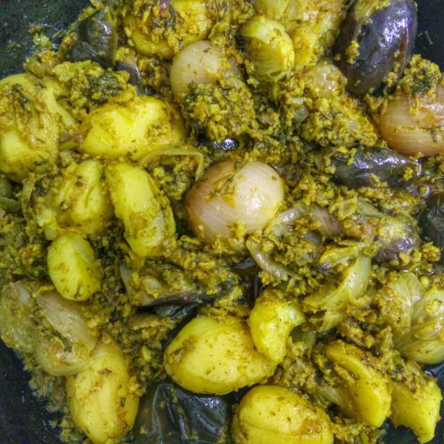 Sambhariya, a speciality from Gujarat