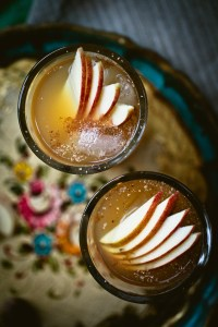 Apple Cider Punch // notwithoutsalt.com