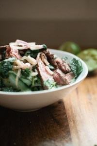 Thai Beef Salad // Not Without Salt