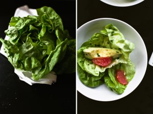 grapefruit and avocado salad // not without salt