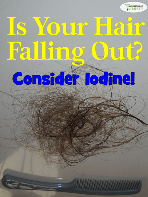 Is your hair falling out? Here's help for that!