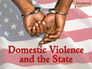 Domestic violence and the state: what's the connection?