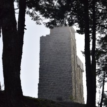 Observation Tower atop Mt. Constitution