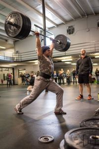 Alex Konicke, CrossFit Downpour NW/Canada West Team Invitational 2015, Photo by Henry House