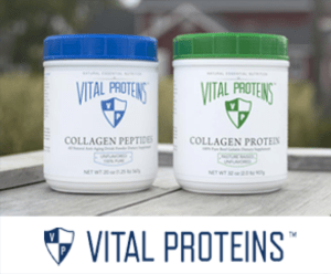 Vital Proteins' Collagen and Gelatin Supplements. Collagen is the most abundant protein in the body and is a key constituent of all connective tissues. Collagen provides the infrastructure of the musculoskeletal system, essential for mobility.