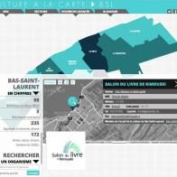 Site de projet / Conseil de la culture du Bas-St-Laurent