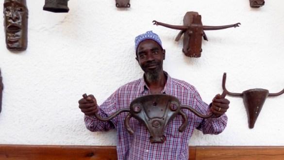 Meissa Fall, l'homme qui donnait une seconde vie aux vélos