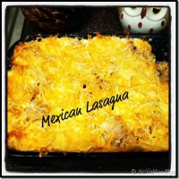 Low Carb Mexican Lasagna