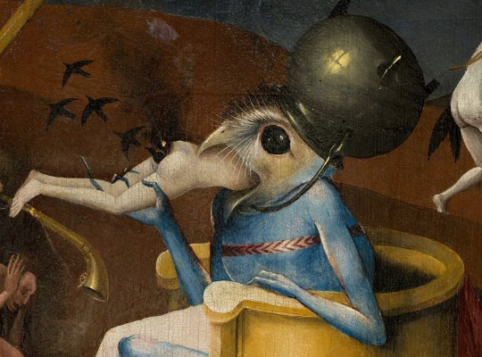 Film Review: Hieronymus Bosch, Touched by the Devil