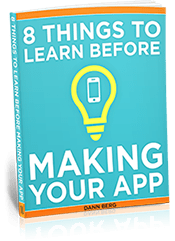 8 Things to Learn Before Making Your App