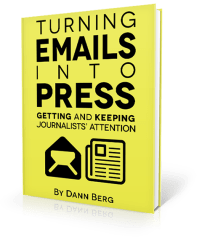 Emails into Press book cover