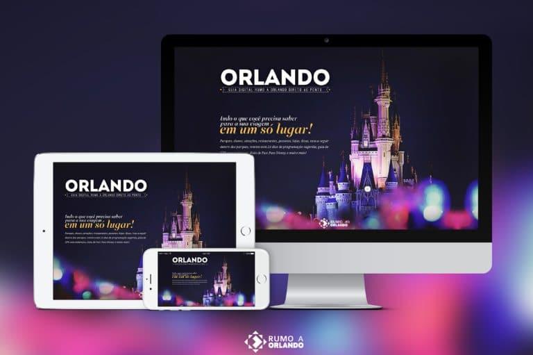 Vai viajar? Conheça o Guia Rumo a Orlando 2017