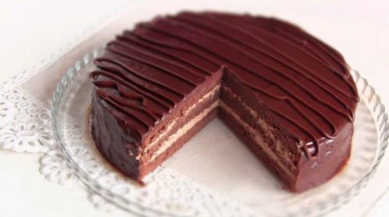 Классический пражский торт рецепт пошагово