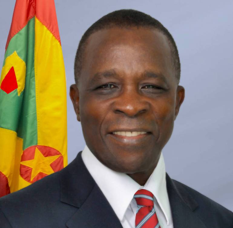 Prime Minister Dr Keith Mitchell