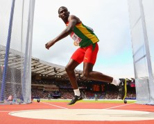 Kurt Felix Commended by Sports Minister