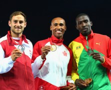 Kurt Felix Wins Bronze Medal at Commonwealth Games