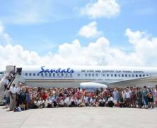 Sandals LaSource Welcomes MegaFams