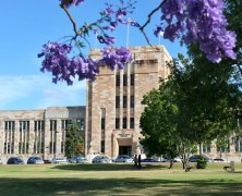 Blue Economy Support from University of Queensland