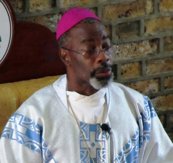 Bishop Vincent Darius, OP