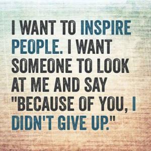 inspiretonotgiveup