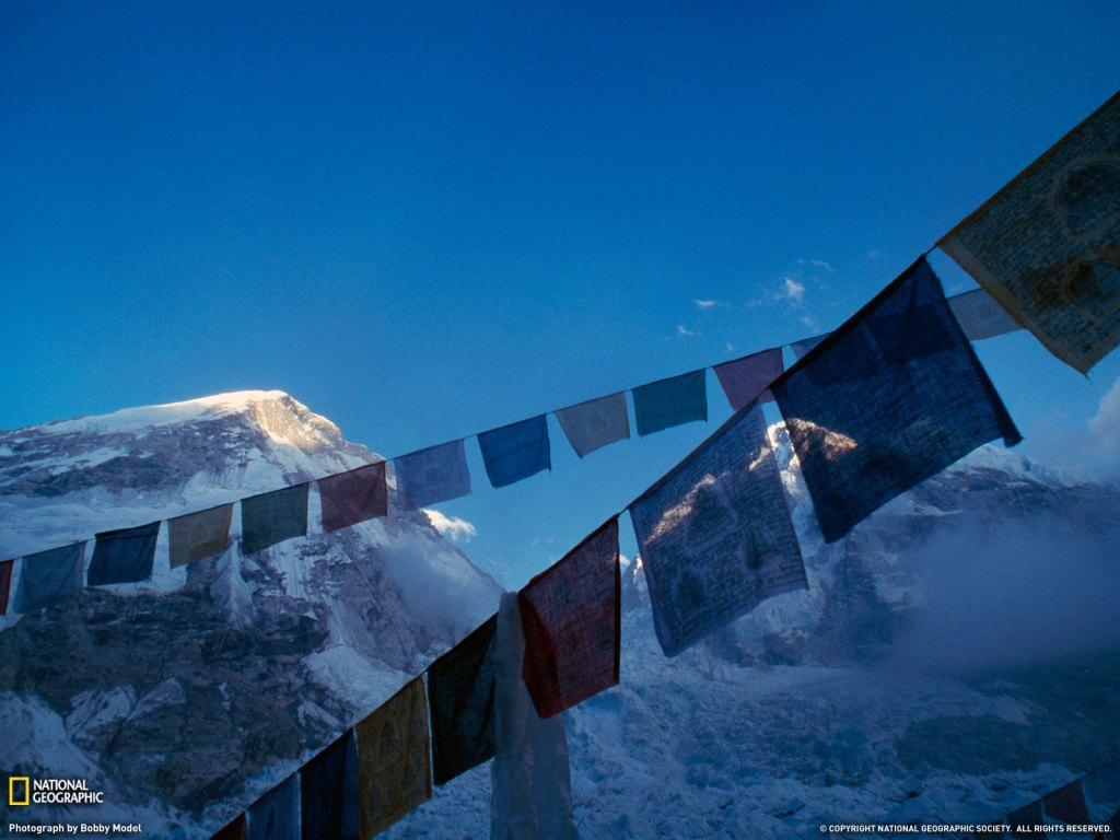 Everest Prayer Flags