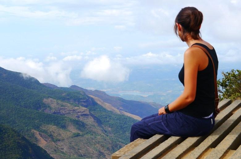 Sri Lanka 7 septembre - Horton Plains + Route pour Tissa 083