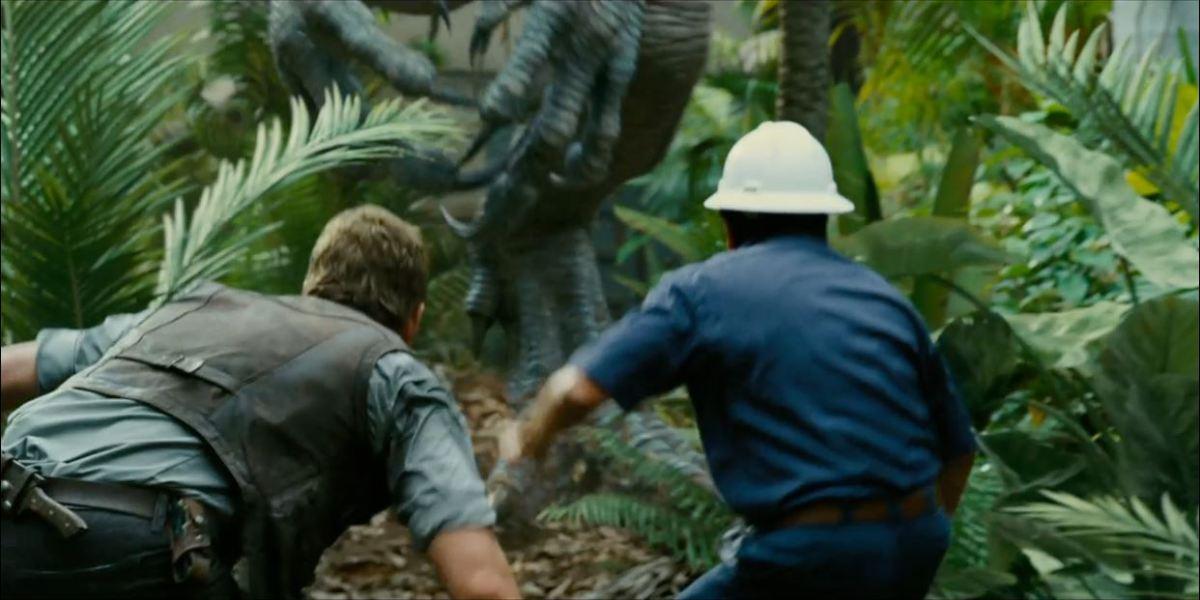 """#Curiosidades Conoce aquí al Indominus Rex, el nuevo villano de """" Jurassic World """"."""