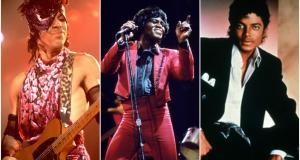 #Especial: El día que estuvieron juntos Prince, Michael Jackson y James Brown (+VIDEO)