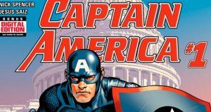 #Curiosidades ¡Mira el oscuro secreto que se revela en el nuevo cómic del capitán América!