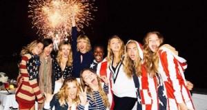#Lo+viral: Así celebró Taylor Swift el 4 de Julio