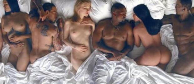 "#MúsicaNueva:¡ Mira el nuevo video ""Famous"" de Kanye West! (+VIDEO)"