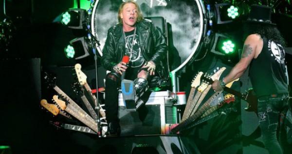 #NowNews: Guns N Roses hace vibrar a la #CDMX