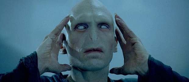 #Cine: ¿Sabes por qué el famoso villano de Harry Potter no tenía nariz?