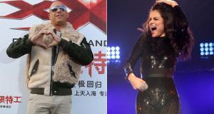 #NowNews: Vin Diesel se avienta 'palomazo' a lado de Selena Gomez en su nueva canción.